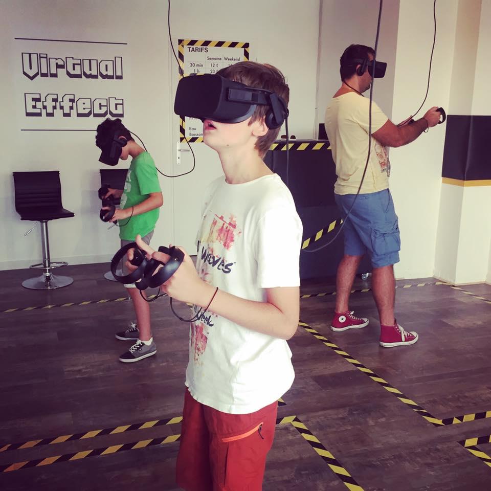 Salle jeu virtuels Annecy