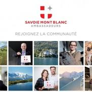 Soirée Ambassadeurs Savoie Mont Blanc