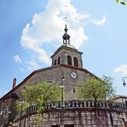 L'église Sainte-Agathe, monument historique