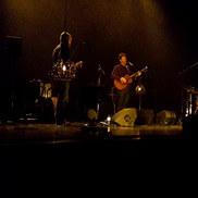 Concert de Piers Faccini et Zaccharie au Quai des Arts