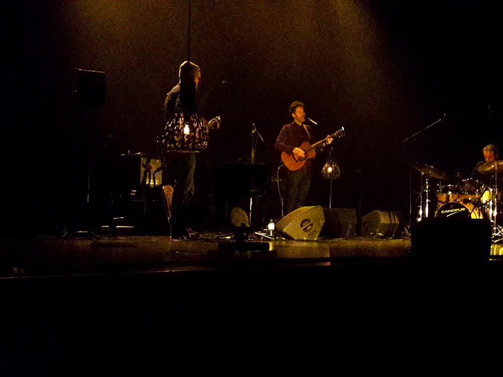 Piers Faccini concert Quai des Arts