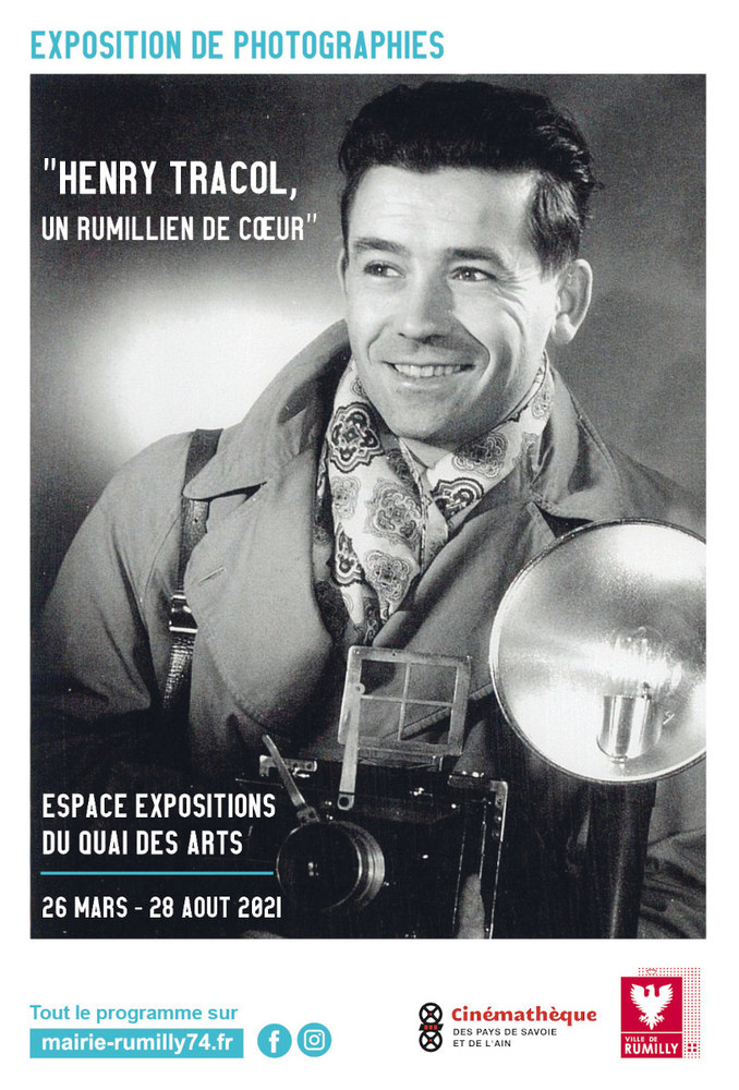 Exposition Henry Tracol
