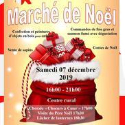 Bourse aux jouets et marché de Noël à Marcellaz