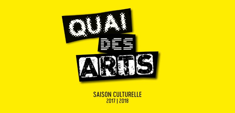 Quai des arts Rumilly saison 2017-2018