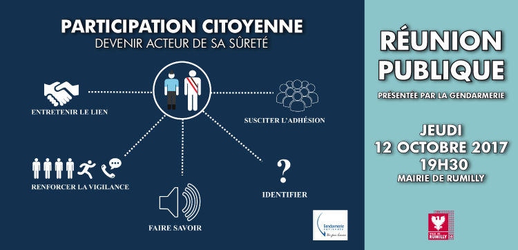 Participation citoyenne Rumilly