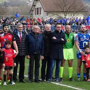 Rugby, Rumilly remporte le derby face à Annecy