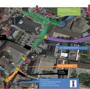 Centre ville de Rumilly : 4ème phase des travaux de rénovation ...