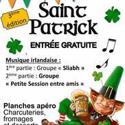 La Saint Patrick à Boussy