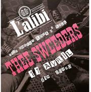 Concert de Thee Sweeders à l'Alibi