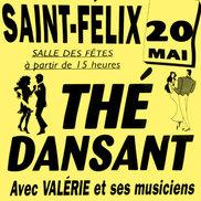 Thé dansant à Saint Félix