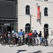 Rumilly : Balade urbaine industrie à vélo