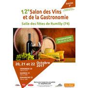 12ème salon Vins & Gastronomie de Rumilly