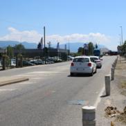 Aménagement de la voie verte rue René Cassin à Rumilly