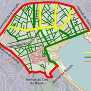 Vignette Crit'Air obligatoire à Annecy à partir du 25/01