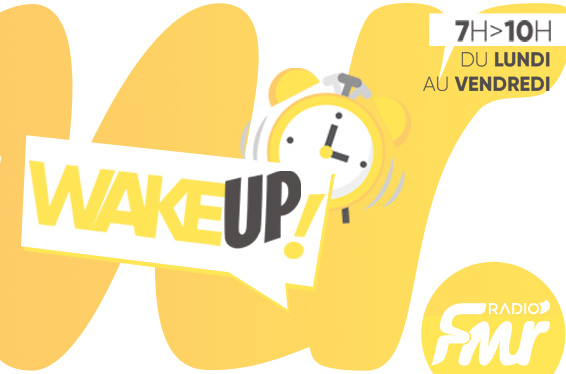 Wake Up avec Valentin